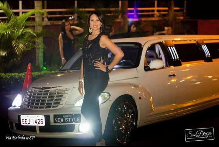 limousine para balada