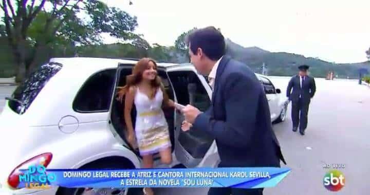 limousine Karol Sevilla