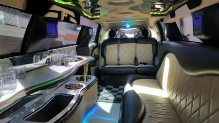 limousine para casamento